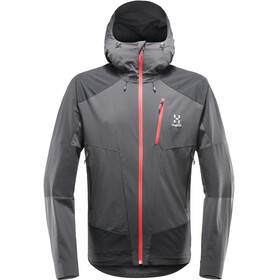 Haglöfs M's Skarn Hybrid Jacket True Black